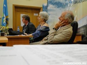 Harry Daniels, Clotilde Pontecorvo and Georg Rückriem