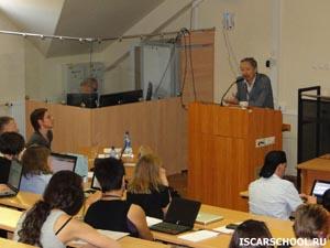 Lecture by Victor Gurujapov