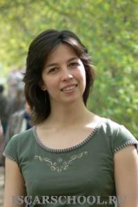 Evgeniya Rakhmatullina