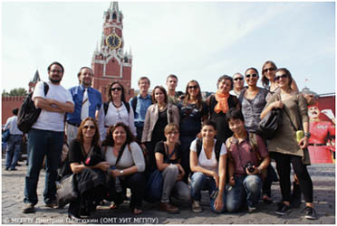 Moscow sity tour